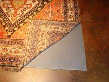 Rug Padding on Hard Flooring