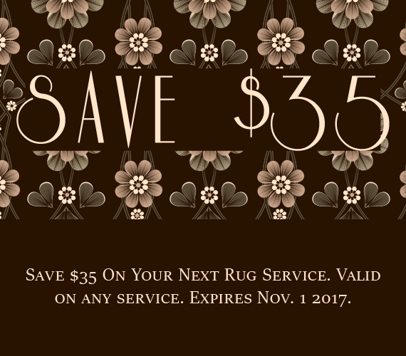 Persian Rug Cleaner Coupon