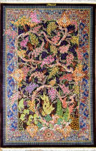 Dallas silk persian rug cleaner